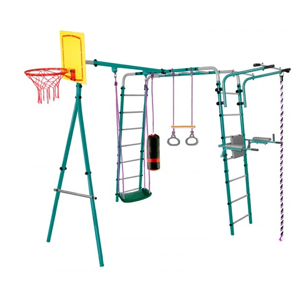 Midzumi Hanabi Medium уличный детский спортивный комплекс - фото 10122