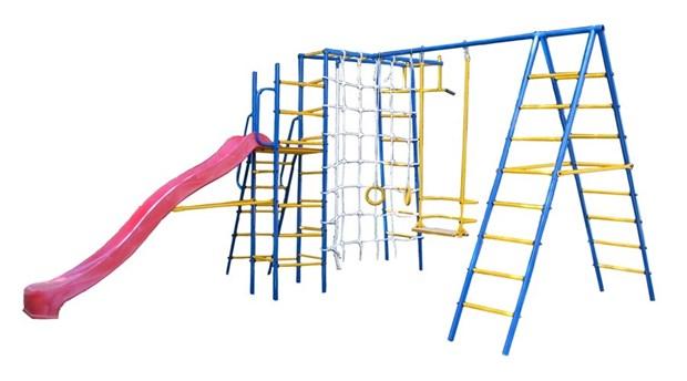 Уличный детский спортивный комплекс Kampfer Total Playground - фото 7235