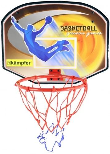 Щит баскетбольный с мячом и насосом Kampfer BS01539 - фото 8124