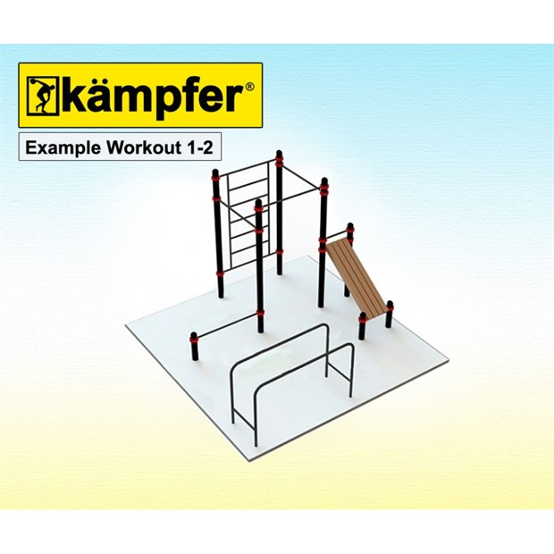 Kampfer Example Workout 1-2, +7(495)128-07-98, kampfer-shop.ru