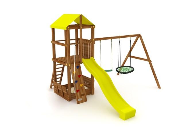 Kampfer Cool Castle детский спортивно-игровой комплекс - фото 9511