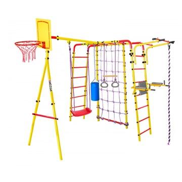 Midzumi Tamayo Medium детский спортивный уличный комплекс с подвесными пластиковыми качелями