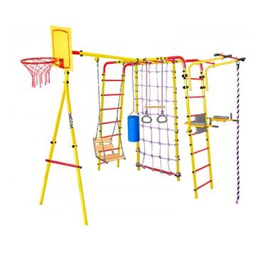 Midzumi Tamayo Universal детский спортивный уличный комплекс с подвесными цепными качелями