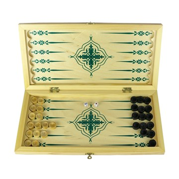 Настольная игра Нарды Kampfer Backgammon Universe