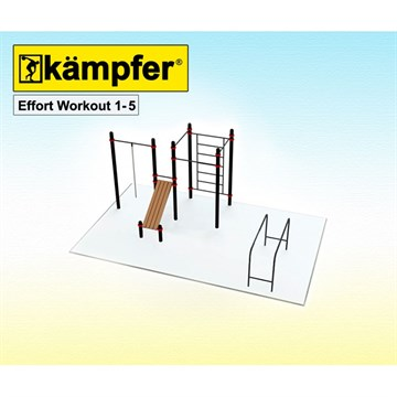 Kampfer Effort Workout 1-5, +7(495)128-07-98, kampfer-shop.ru