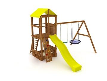 Kampfer Cool Castle детский спортивно-игровой комплекс