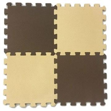 Мягкий пол eco cover разноцветный 25*25(см) 1(м2) 25МП1